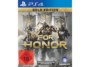 For Honor Gold Edition PlayStation 4 für 29,99 €