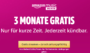 Amazon Music Unlimited: 3 Monate gratis Musik streamen – danach zahlungspflichtig
